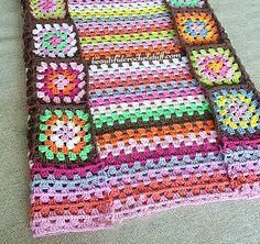 Crochet Coat Free Pattern