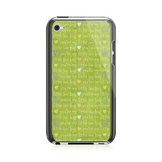 You're my little luv bug iPod Touch 4G Case