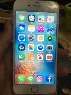 ร้านซ่อมโทรศัพท์มือถือไอโฟน ร้านซ่อมimacขอนแก่น ซ่อมไอโฟน6sจอแตก เปลี่ยนกระจกแท้รอรับได้เลย ลูกค้าจาก โกสุมพิสัย สารคราม ❤️ #ซ่อมไอโฟนจอแตก #เปลี่ยนจอไอโฟนแท้ พร้อมรับประกันยาวนาน #ซ่อมไอโฟนทัสกรีนไม่ได้ #ซ่อมเปลี่ยนจอไอโฟน5  👍 #ซ่อมเปลี่ยนจอไอโฟน5s  👍 #ซ่อมเปลี่ยนจอไอโฟน6  👍 #ซ่อมเปลี่ยนจอไอโฟน6s  👍 #ซ่อมเปลี่ยนจอไอโฟน6s plus  👍 #ซ่อมเปลี่ยนจอไอโฟน6plus  👍 #ซ่อมเปลี่ยนจอไอโฟน7  👍 #ซ่อมเปลี่ยนจอไอโฟน7plus ติดต่อร้านซ่อมไอโฟนขอนแก่น Broken Phone, Homescreen, Itunes, Smartphone, Apps, Random, Shopping, Fabrics, Pictures