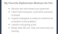 slytherclaw description - Google Search
