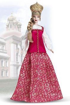 Imperial Russian Barbie