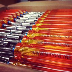 MIP Nut Drivers are now officially shipping! Thank you for the patience and support! The first official sets will be hand delivered to the Hobby Action Raceway for the Desert Classic event! Make sure to get yours when they show up because they will go quick! This shipment is for the guys that ordered them from the first batch (Before Jan 26th). Next batch should be shipping in the next few weeks. #miponline #mipnutdrivers