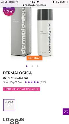 Dermalogica Daily Microfoliant, Beauty Products, How To Get, Cosmetics, Products