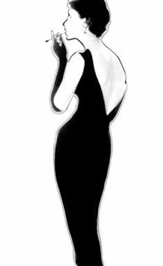 Photo: Lillian Bassman for Harper's Bazaar,  1956 ('Looking Backward: The Evenings Ahead'). Model: Betty Beihn.