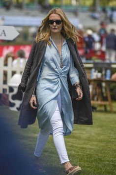 Why Marta Ortega Is Probably the Reason Behind Most of Your Fashion Choices - Preen  When you have such a big monopoly over the women's clothes, you have to dress the part. In limited photos the press have of her, you can see her in white pants and blue jeans, paired thoughtfully with long tunics and slides. She is also said to be a believer in mixing high-end items with affordable options.