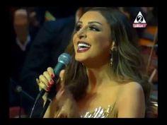 أنغام | النهاية واحدة - مهرجان الموسيقى العربية 2016 - YouTube