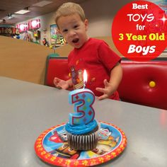Best Toys For 3 Year Old Boys 2018