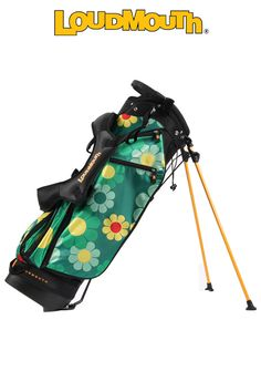 Augusta Magic Loudmouth Golf Stand Bag | Cool Golf Bags Online... #bags #Molhimawk