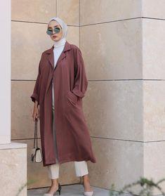 Muslim Fashion, Modest Fashion, Hijab Fashion, Fashion Outfits, Casual Hijab Outfit, Hijab Chic, Selena Gomez Outfits, Modern Hijab, Girl Hijab