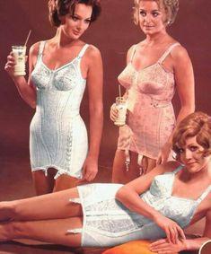 vintage lingerie: 26 thousand results found on Yandex. Classic Lingerie, Retro Lingerie, Women Lingerie, Sexy Lingerie, Vintage Girdle, Vintage Corset, Vintage Underwear, 1950s Fashion, Vintage Fashion