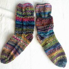 rag rug socks - Ihan Kaikki Kotona