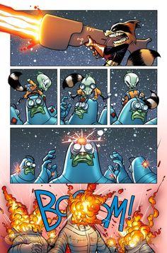 Entrevista com Gustavo Duarte ~ Universo Marvel 616