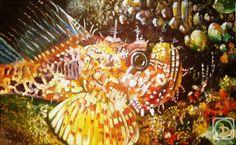Рыжков Игорь. Золотая рыбка