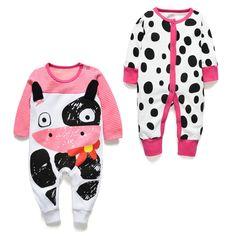 Check out the site: www.nadmart.com   http://www.nadmart.com/products/spring-summer-newborn-baby-boy-clothes-baby-cow-rompers-for-girl-long-sleeve-baby-pajamas-jumpsuit-toddler-overalls-dots/   Price: $US $8.96 & FREE Shipping Worldwide!   #onlineshopping #nadmartonline #shopnow #shoponline #buynow