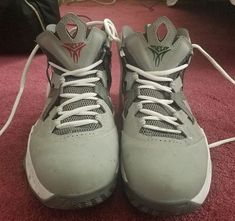 brand new bfe62 b5055 Nike Air Jordan Melo M9 MT Silver Christmas Carmelo Anthony 551879 033 Size  9.5  fashion  clothing  shoes  accessories  mensshoes  athleticshoes (ebay  link)