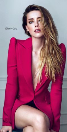 Welcome to Daily Amber Heard. Your number one source for everything around the gorgeous Amber Heard. Amber Heard Hot, Amanda Heard, Amber Heard Bikini, Amber Heart, Mode Editorials, Fashion Editorials, Beautiful Celebrities, Beautiful Actresses, Marie Claire