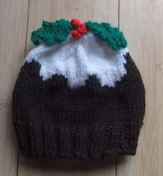 mariannas lazy daisy days: Christmas Pudding Hat ...