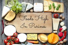 List of 19 foods high in purines for gout sufferers to avoid