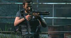 Escopetas en Max Payne 3