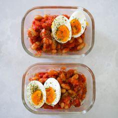 Baked Beans Meal Prep