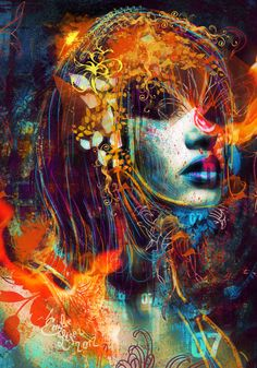 Inhale Exhale - The 7th Hour by emilieleger.deviantart.com on @deviantART