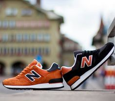 "New Balance 670 ""Orange Pack"""