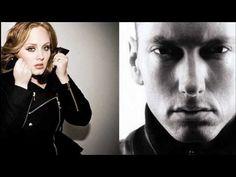 Eminem vs Adele - Someone Like You (Remix) 2012 Music Love, New Music, Music Music, Music Video Song, Music Videos, Best Breakup Songs, Adele Albums, Dark Love Quotes, Adele Someone Like You