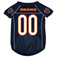 912626ba5 Chicago Bears Deluxe Dog Jersey Shampoo