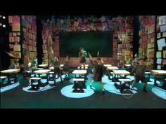 "Had ""Revolting Children"" stuck in my head all day today. :) Cast of Broadway's Matilda the Musical on the Tony Awards 2013 - YouTube"