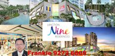 Junction 9 & Nine Residences is a rare NEW mixed development located close to countless amenities and MRT. This new launch consist of 186 residential units with 146 commercial units. With upcoming public residential around the area, those who are keen to venture into new business opportunity will find Junction 9 will be something not to be missed.  CALL NOW 9272-6860 Frankie Tan. Do Not MISS OUT this RARE Mixed development in Yishun! FOLLOW ME ON PINTEREST…