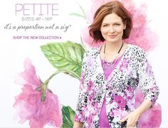 Petite Womens Clothing | Petite Clothes |Christopher and Banks