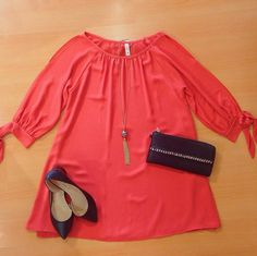 #NEW Open Shoulder Dress! Available in pumpkin, black & green! #ShopFedora #ShopLocal