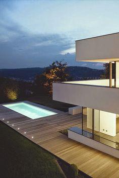 Vista House, Stuttgart - Alexander Brenner Architekten