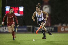 Las Leonas 3 vs Korea 1