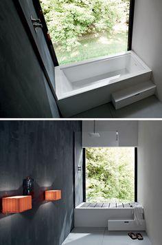 badewanne mit duschezone
