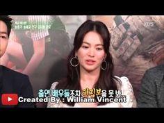 Descendants of the Sun  Cast Interview on Entertainment Weekly 태양의후예 인터뷰...
