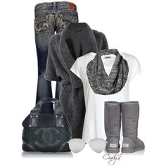 """""""Bundle Up For Winter!"""" by cindycook10 on Polyvore"""