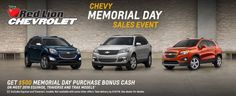 Red Lion Chevy (@chevy993) MEMORIAL DAY SALE