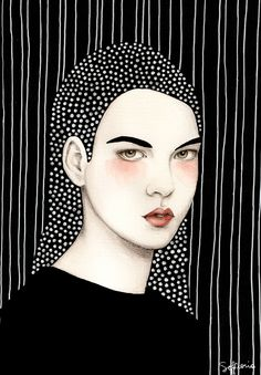 Sofia Bonati |Illastrator/Watercolor paper …