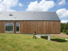 Maison en bois de 130 m2