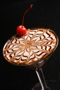 Chocolate Alcohol Drinks....i could get in trouble with these!