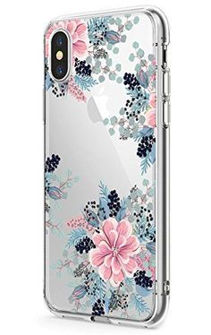 iPhone X Case, JAHOLAN Girls Floral Design Clear TPU Soft Slim Flexible Silicone Glossy Phone case for Apple iPhone X (2017 Release) - Flower https://topcellulardeals.com/product/iphone-x-case-jaholan-girls-floral-design-clear-tpu-soft-slim-flexible-silicone-glossy-phone-case-for-apple-iphone-x-2017-release-flower/ This case is designed for Apple iPhone X Edition (2017 Release) Special pattern on the case makes your phone different and eyes-catching Protect your phone from #iphone7deals,