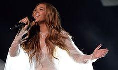 Beyoncé, Not A Big Fan Of Talk Talk 20.08.2015