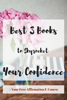 Who says you need a mentor to reach your goals? Sometimes a little inspiration can go a long way. Click to find out which three books I use to build confidence.   Go to TheTruthPractice.com to find out more about inspiration, authenticity, happy life, fulfillment, manifest your dreams, get rid of fear, intuition, decompress, self-love, self-care, words of wisdom, relationships, affirmations, live a life you love, feminism, positive quotes, life lessons, mantras.