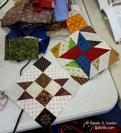 Quiltville's Quips & Snips!!: Galaxy-Gram! Texas Tumbleweed Kind of Day!