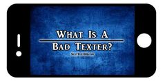 Are you a bad texter or is one of your friends a bad texter? Is there a certain person you just don't respond to quickly? Time To Move On, Make Time, Lead Someone On, Bad Friends, Good To See You, Maybe Someday, Just Stop, Tell The Truth, Text You