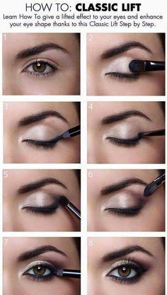 makeup tips / makeup tips . makeup tips for beginners . makeup tips for older women . makeup tips for over 40 . makeup tips and tricks . makeup tips for older women over 60 . makeup tips for beginners step by step . makeup tips for oily skin Applying Eye Makeup, Eye Makeup Tips, Makeup Hacks, Hair Makeup, Makeup Ideas, Makeup Trends, Makeup Inspiration, Makeup Eyeshadow, Eye Makeup Tutorials