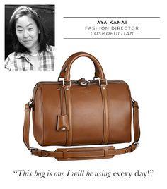 Louis Vuitton SC Bag. Want!