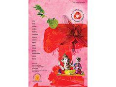 2009  Ganesha campaign promoting eco-friendly decorations. Times Of India, Ganesha, Layout Design, Eco Friendly, Campaign, Ads, Decorations, Indian, Creative