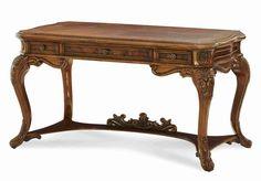 AICO Furniture - Palais Royale Vanity Writing Desk - 71277-35